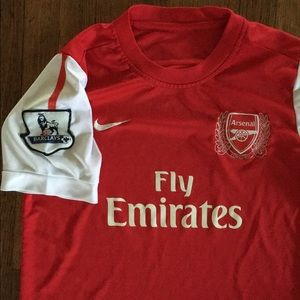 Arsenal Soccer Jersey